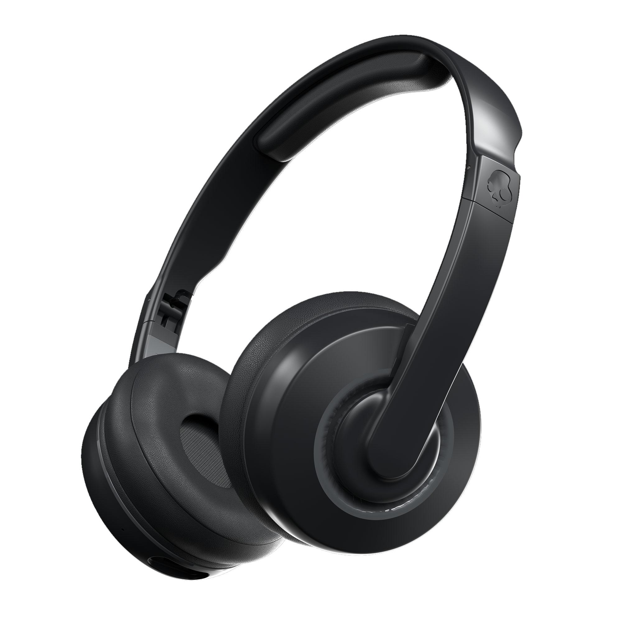 Skullcandy Cassette Wireless On-Ear Headphone – Black for $29