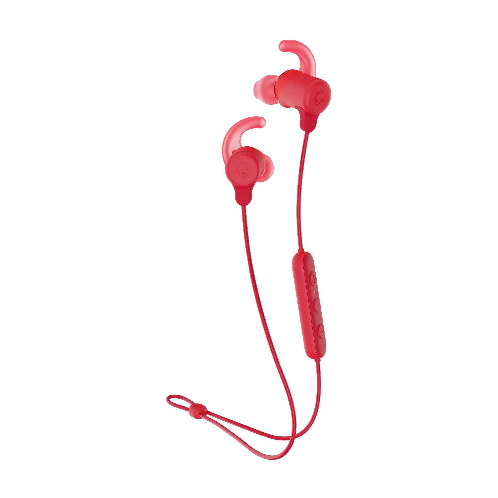 Skullcandy Jib+ Active Wireless BT Earbuds with Microphone – Red for $28
