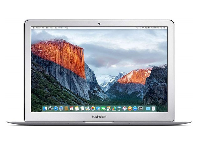 Macbook Air MMGG2LL/A 1.6GHz 8GB RAM 256GB (Refurbished) for $599