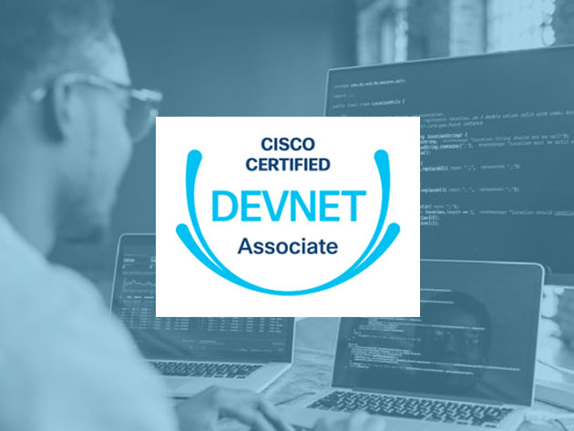 The Certified Cisco DevNet Associate (200-901) Exam Prep Course for $19