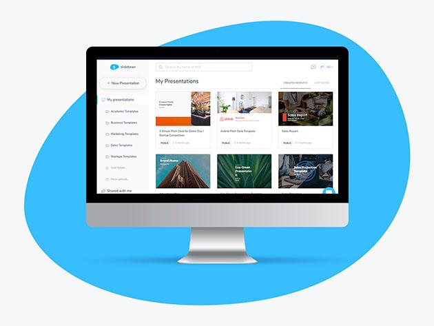 Slidebean Premium: Lifetime Subscription for $49