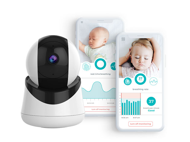 Smart Beat Video Breathing Monitor for $200