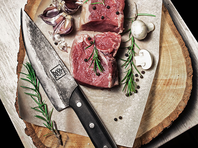 Altomino: Tungsten Steel Slicing Knife for $75