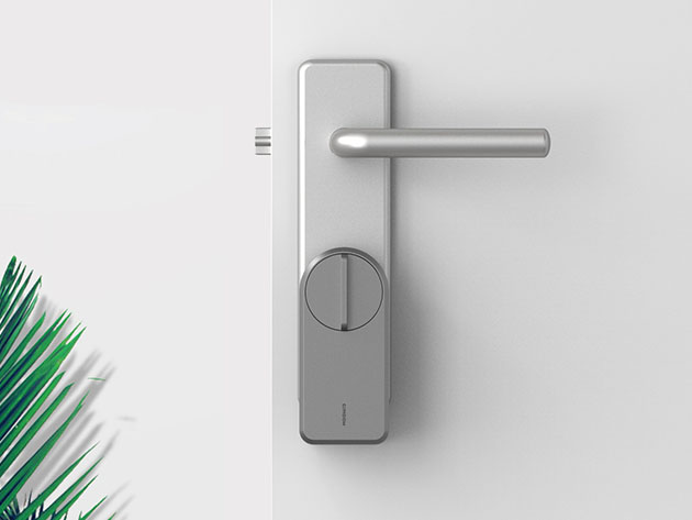 Gimdow: Peel & Stick Smart Lock for $149
