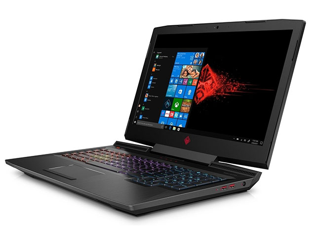 HP OMEN 15″ Laptop Core i7, 1TB HDD + 256GB SSD (Certified Refurbished) for $999