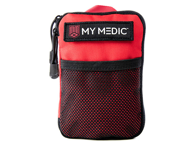 The Solo: First Aid Kit for $42