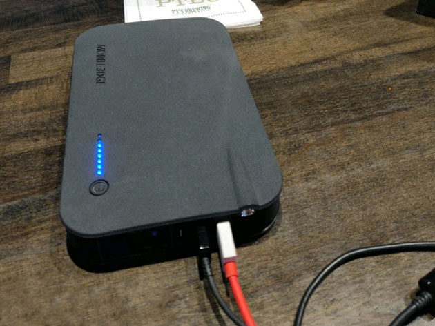 CORE Power AC/USB 27,000mAh Portable Laptop Charger for $199