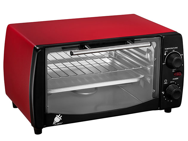 14″ Countertop Oven Toaster for $39