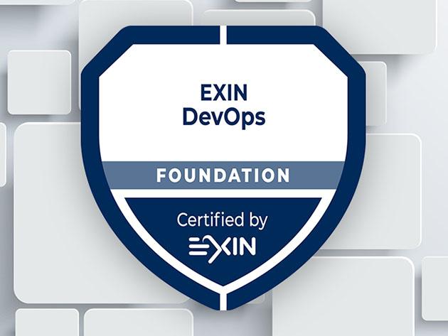 The EXIN DevOps Professional Certification Exam Prep Bundle for $38