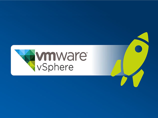 The IT Professional's VMware vSphere Deep Dive Course for $19