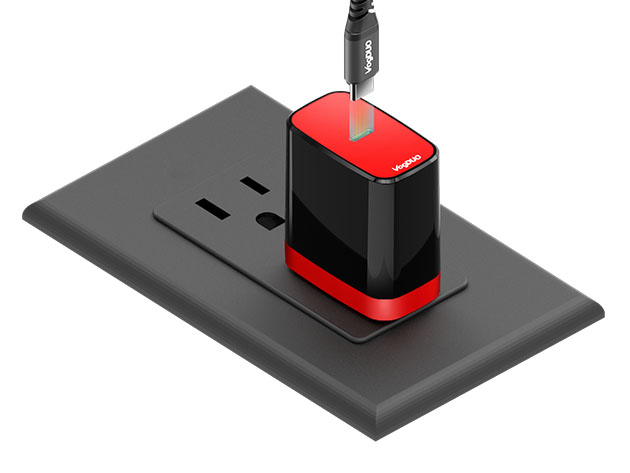 VogDUO 18W PD Wall Charger for $12