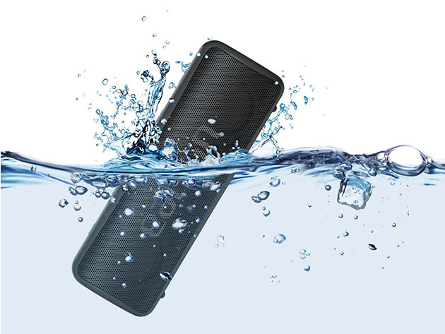 EarFun GO: 24Hr Portable Waterproof Bluetooth Speaker  for $39