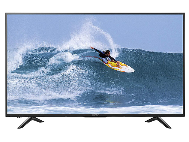 SHARP® 65-Inch 4K UHD Q7000 Smart TV with HDR for $999