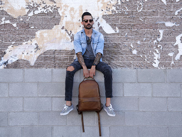 Johnny Fly™ Uptown Backpack for $175