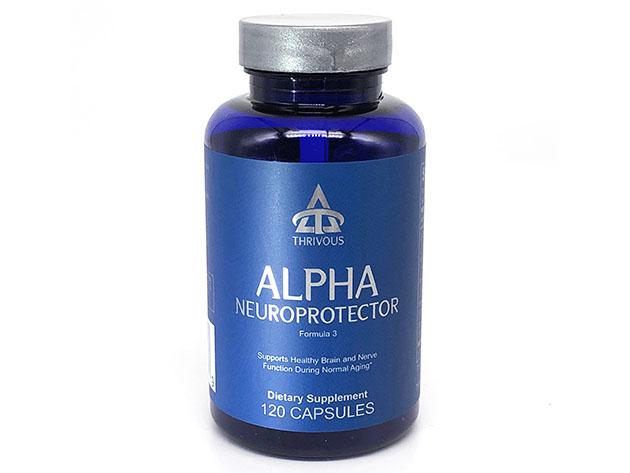 Alpha Neuroprotector: Brain Supplement  for $39