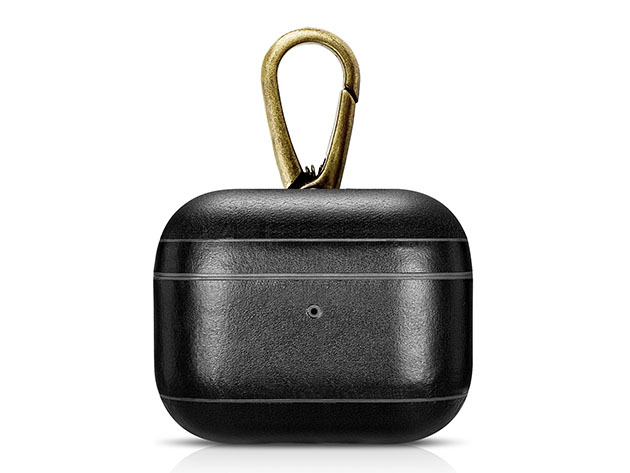 CarryOn: Genuine Leather Case for AirPods Pro  for $23