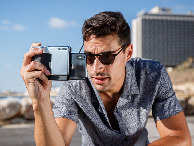 Pictar Pro: Pro Smartphone Camera Grip for $126