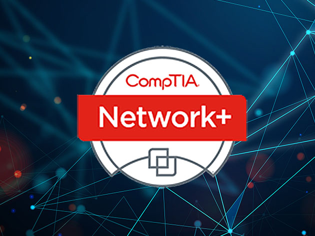 The CompTIA Certificate Prep Bootcamp: Cloud+ & Network+ for $34