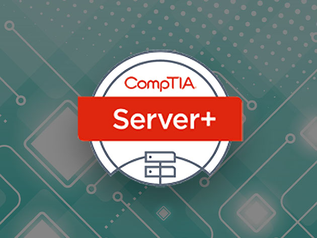 The CompTIA Certification Prep Bootcamp: Network+ & Server+ for $34