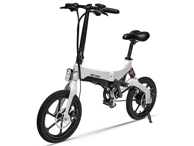 Metro Folding Electric Bike for $799
