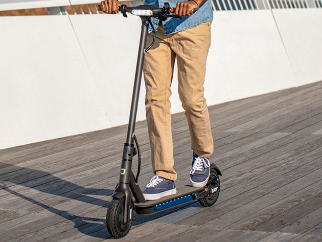 Quest Folding Electric Scooter for $549