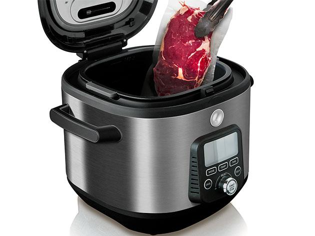 SOUS°V Pot Precision Sous Vide Multi-Cooker for $111