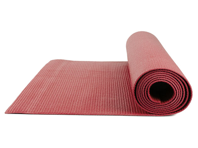 Ultra Thin Non-Slip 68″ Yoga Mat for $19