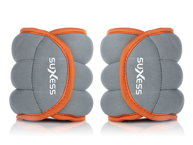 Strength & Aerobic Training Ankle/Wrist Weights for $17