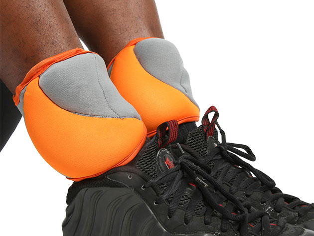 Strength & Aerobic Training Ankle Weights for $17
