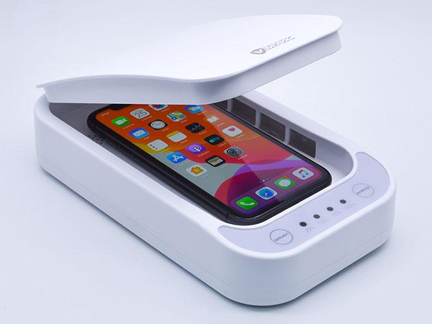 Cell Phone UV Sanitizer for $37