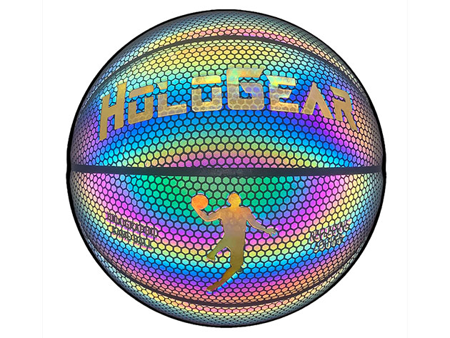 HoloGear Holographic Basketball  for $42