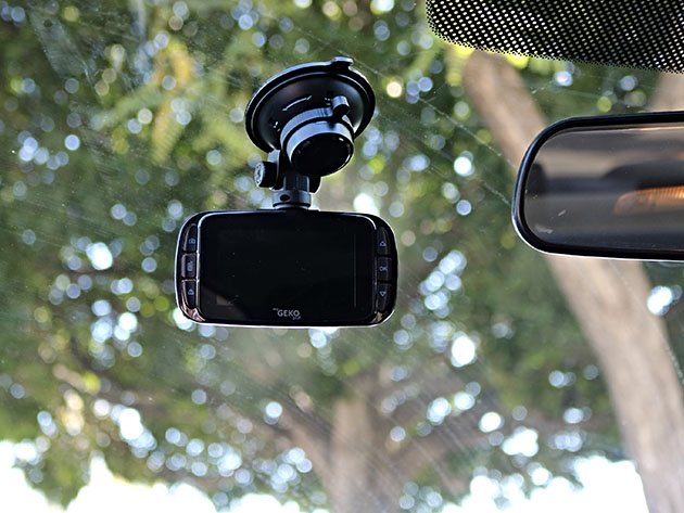 Orbit 960 4K Wi-Fi GPS Dashcam for $179
