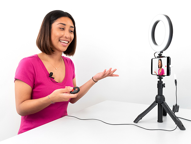 iRig Video Creator Tool Bundle for $89