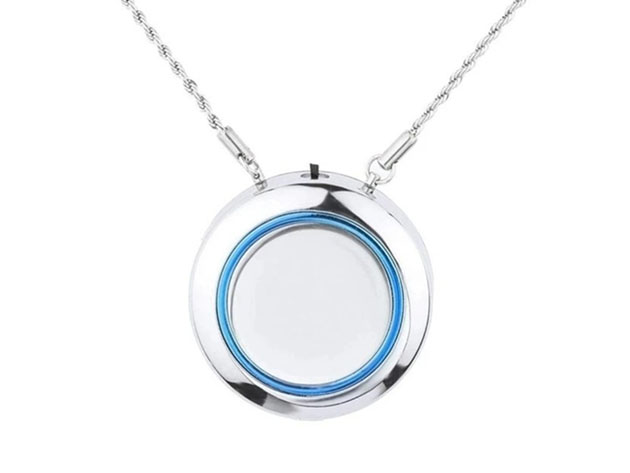Wearable Air Purifier Necklace for $39