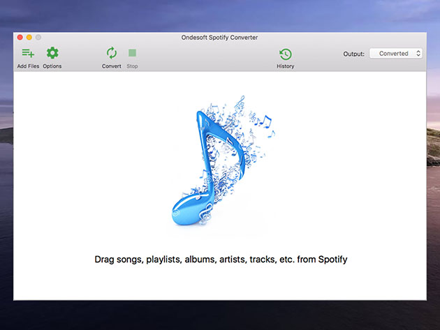 Spotify Music Converter for Mac for $19