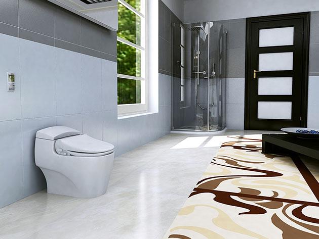Bliss BB-2000: Bidet Toilet Seat for $698