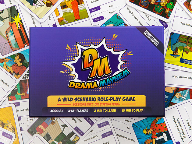 Drama Mayhem: The Base Game for $19