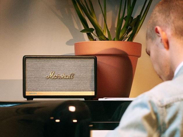 Marshall® Stanmore II Wireless Smart Speaker for $299
