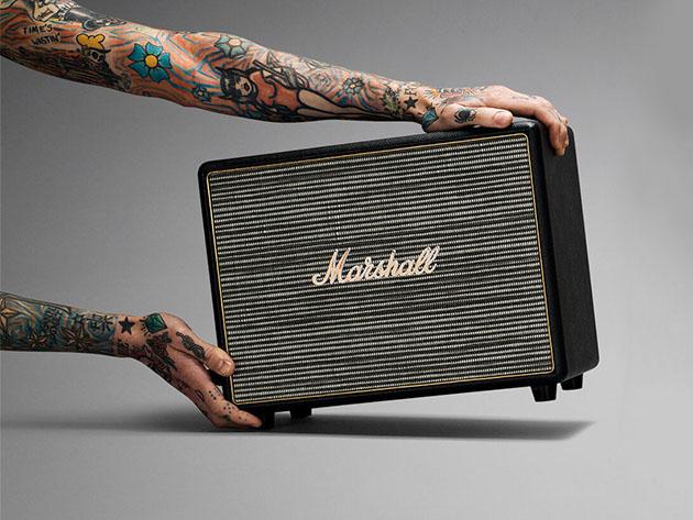 Marshall® Woburn Bluetooth Speaker for $269