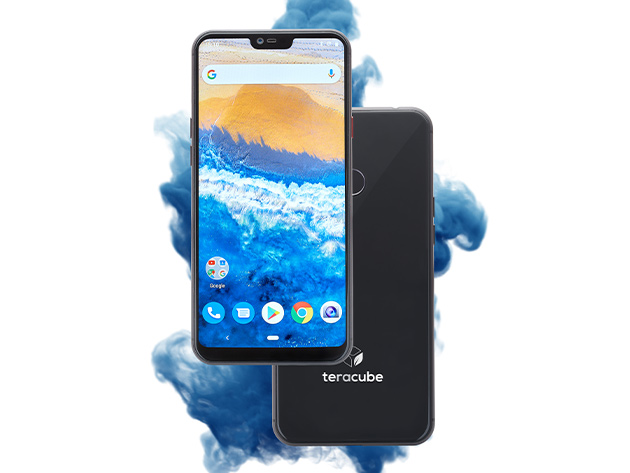 Teracube Smartphone (GSM Unlocked, 6GB RAM/128GB Storage) for $249