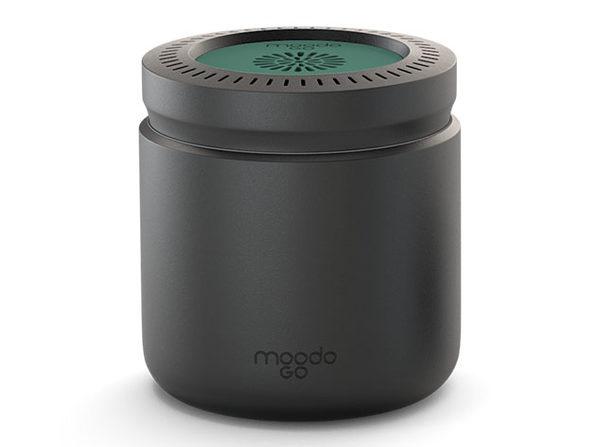 MoodoGo® Portable Fragrance Diffuser + 1 Sea Breeze Capsule for $39