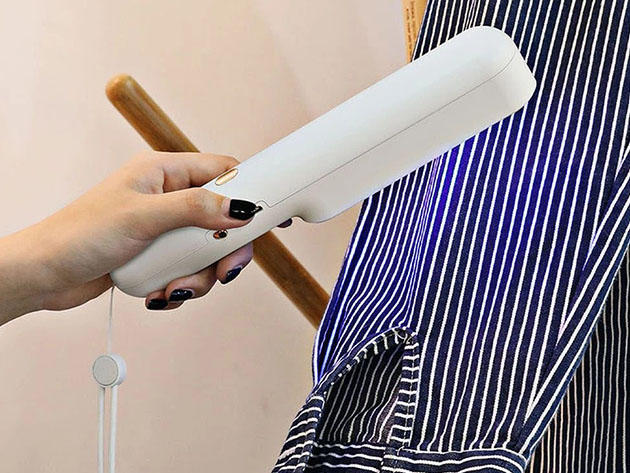 Portable Rechargeable UV-C Sterilizer Wand for $59