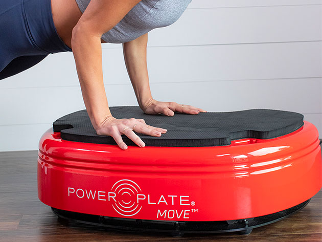 Power Plate® MOVE: Whole Body Vibration Trainer for $2,995