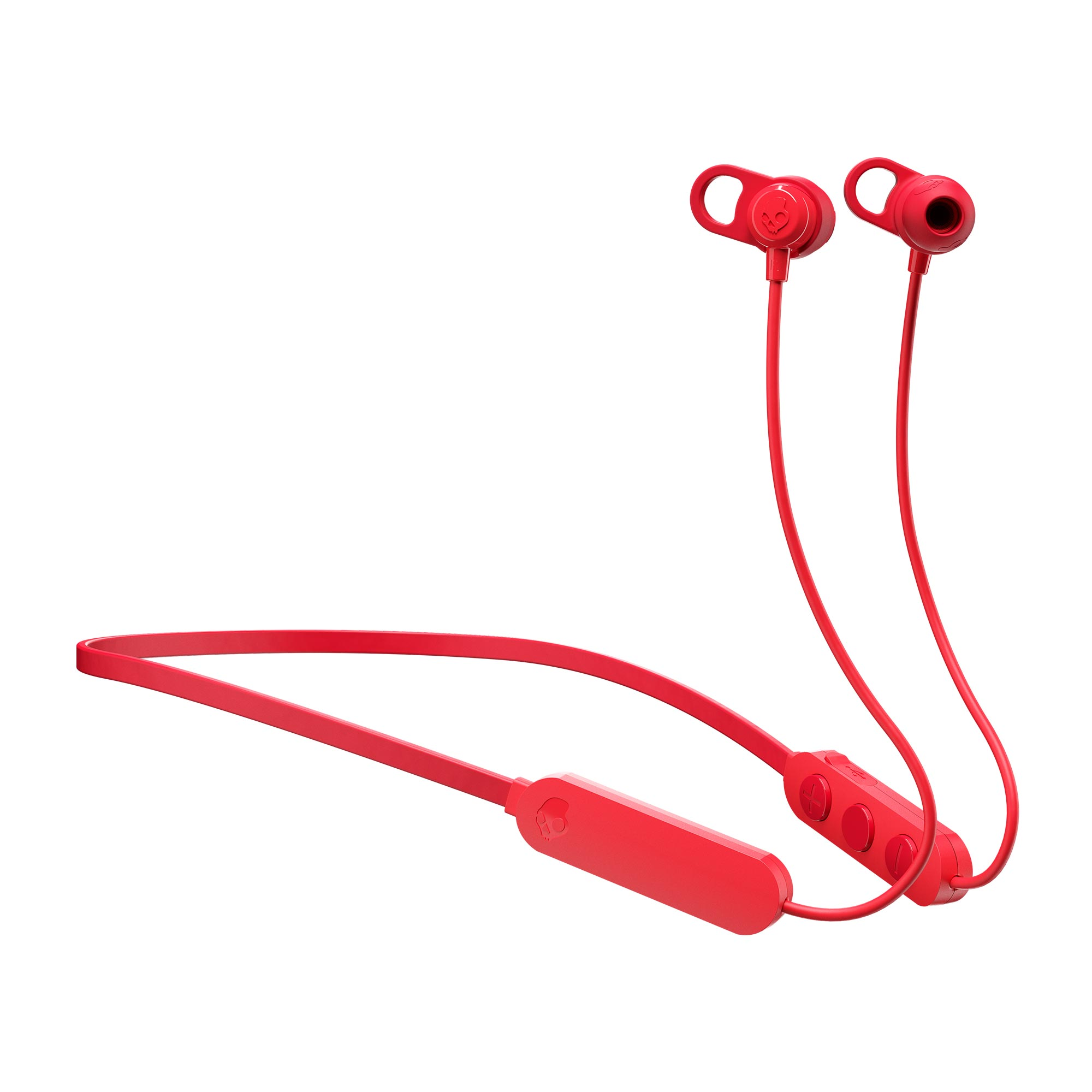 Skullcandy Jib™+ Wireless Earbuds (Cherry Red) for $18