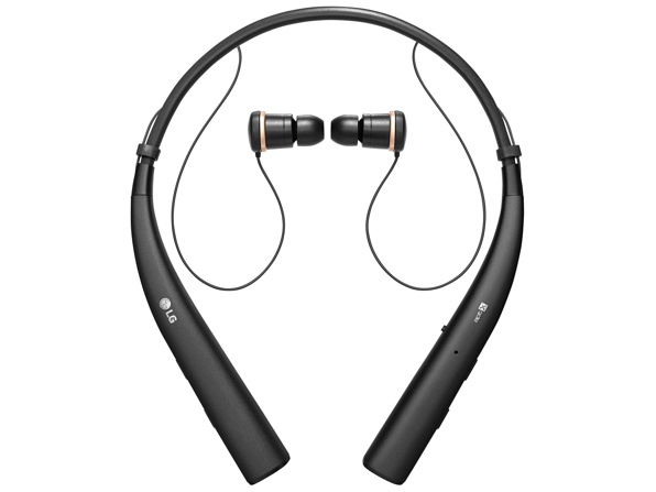 LG Tone Pro In-Ear Bluetooth Headphones (Open Box Like New) for $29