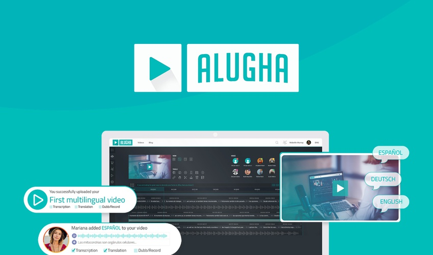 Lifetime Deal to Alugha for $69