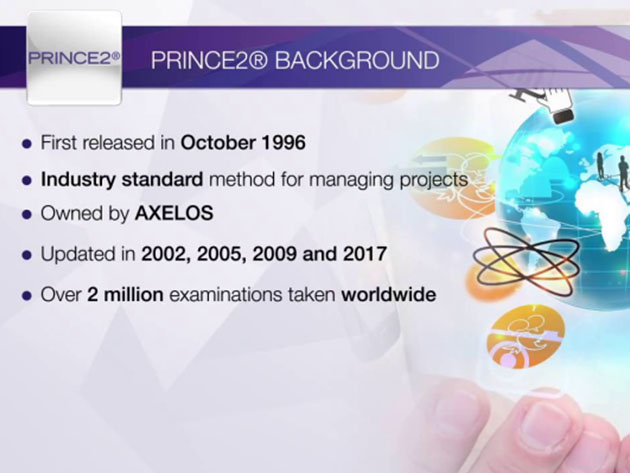 The Accredited PRINCE2® Project Management Bundle for $68