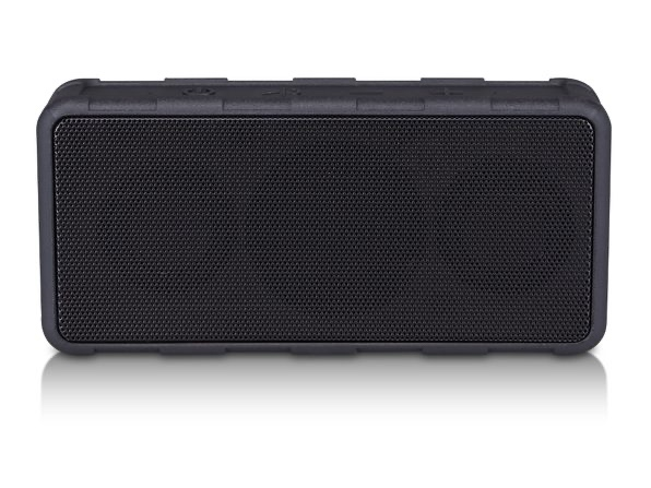 Blackweb Rugged Water-Resistant Bluetooth Speaker (New Open Box) for $19
