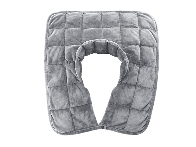 Kathy Ireland Weighted Neck & Shoulder Wrap for $34