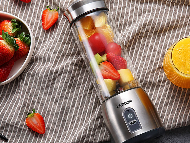 Mini Rechargeable Blender for $44